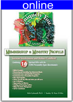 Combining 14 SGs w/4 (DISC) Personality Online Profile (approx. 40 printed pgs.) Summarized Style Online Profile