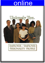 Employer/Employee Online Profile (approx. 50 printed pgs.) Expanded Version