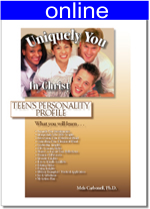 Teens Online Profile (approx. 40 printed pgs.) Expanded Version